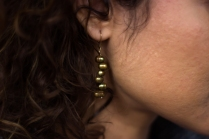 Boucles d'oreilles So Gold !