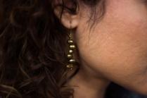 Boucles d'oreilles So Gold !