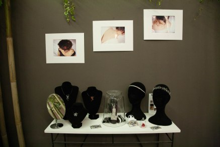 Constellations, headbands et bijoux de main