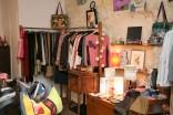 A. vêtement et lampes