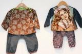 Vêtements en tissus recyclés, La Récréation